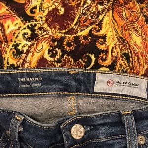 Ag Adriano Goldschmied Jeans - AG Adriano Goldschmied Anthropology Jeans 28R